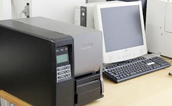 シール印字機 TT035-70